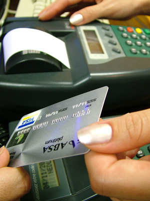 Payment card information security POS