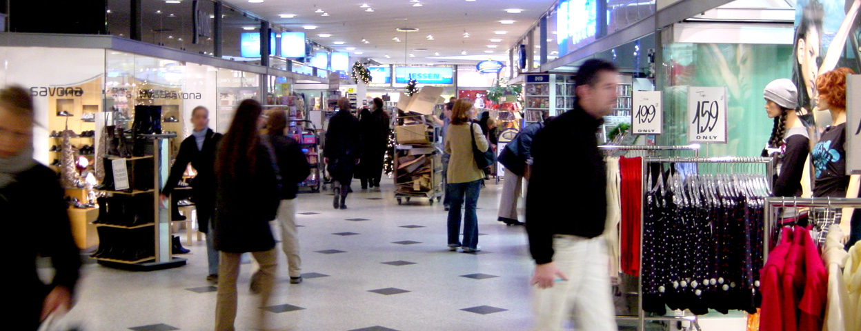 Retail shopping consumer data security